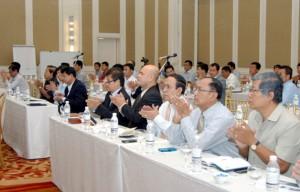 APT Held Satellite Knowledge Sharing Workshop in Cambodia 3